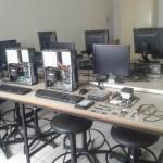 Laboratório de Manutenção e Montagem de Computadores