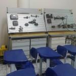 Laboratório de Eletro-hidráulica/Eletropneumática