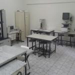 Laboratório Ensaios Destrutivos/Não Destrutivos, Metrologia e Manutenção