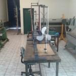 Laboratório de Conformação, Mecânica e Tratamento Térmico