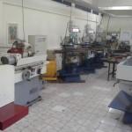 Laboratório Usinagem Convencional, Fresadoras, Retíficas Cilíndricas e Planas
