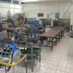 Laboratório de Manutenção, Motores C.I. e Elementos de Máquinas